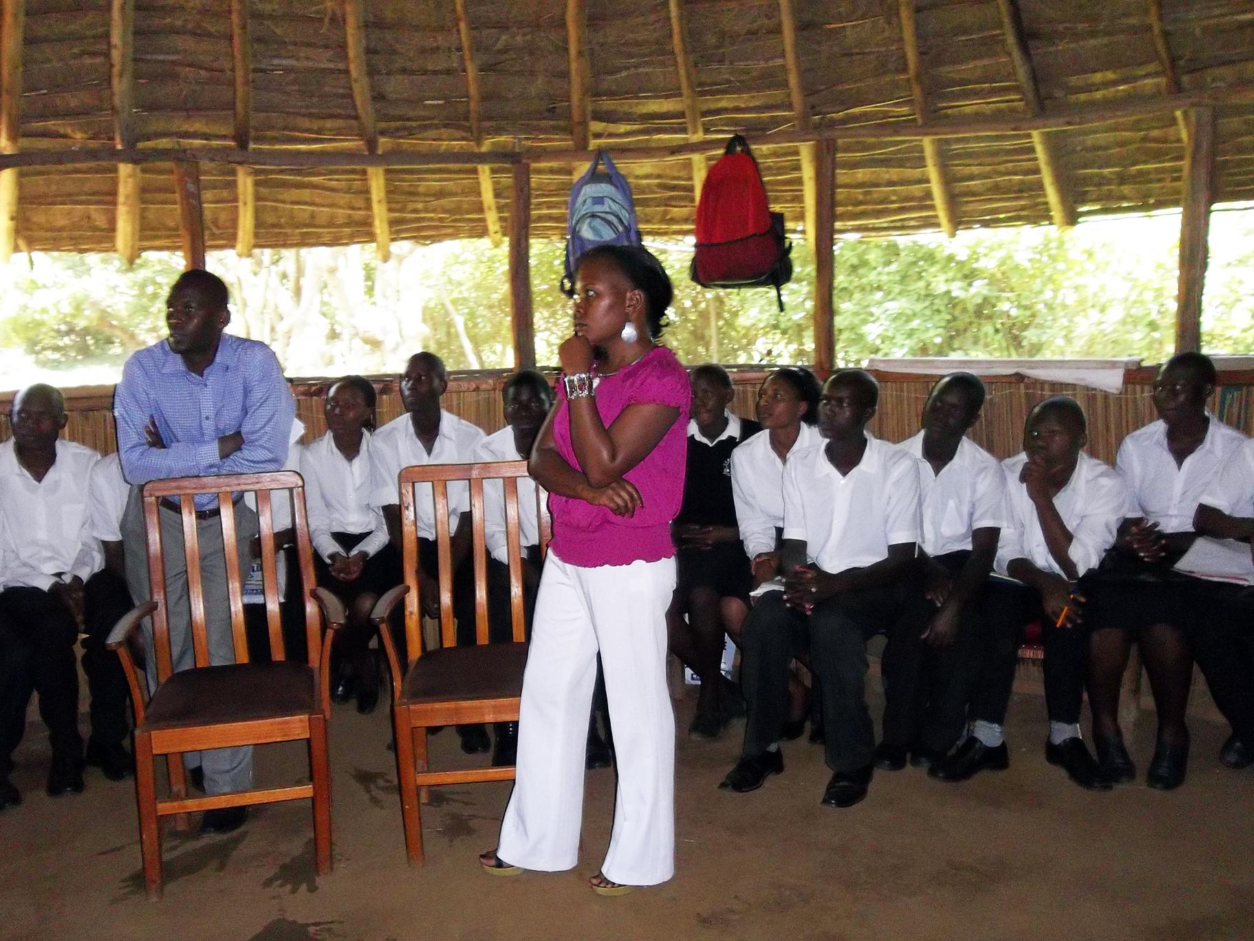 Ujima Foundation Kenia Africa