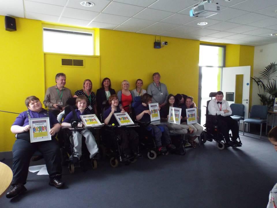 Disability North Gosforth Newcastle upon Tyne GB